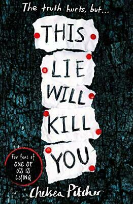 £4.49 • Buy This Lie Will Kill You By Pitcher, Chelsea Book The Cheap Fast Free Post