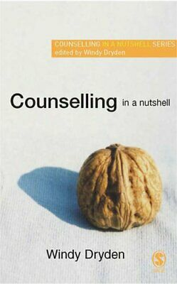 £6.99 • Buy Counselling In A Nutshell By Dryden, Windy Paperback Book The Cheap Fast Free