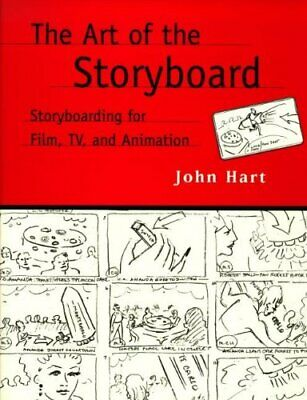 £11 • Buy The Art Of The Storyboard: Storyboarding For Film, TV... By Hart, John Paperback