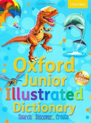 £4.24 • Buy Oxford Junior Illustrated Dictionary-Oxford Dictionaries, 9780192732590