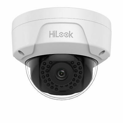 HiLook By Hikvision IPC-D150H-M 5MP CMOS Network Dome PoE CCTV Camera IP67 IK10 • 79.49£