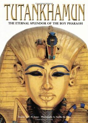 Tutankhamun (Treasures Of Ancient Egypt)-T.G.H. James • 5.14£