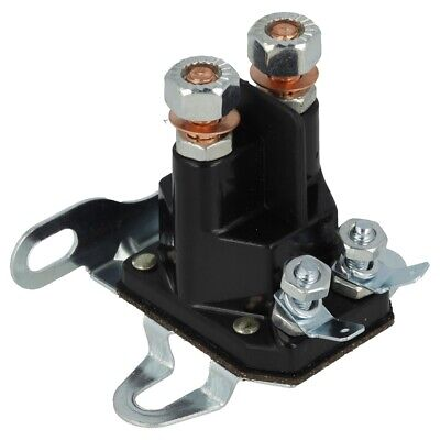 £13.12 • Buy 4 Pole Solenoid Fits Many COUNTAX WESTWOOD Lawn Tractor Ride On Mower