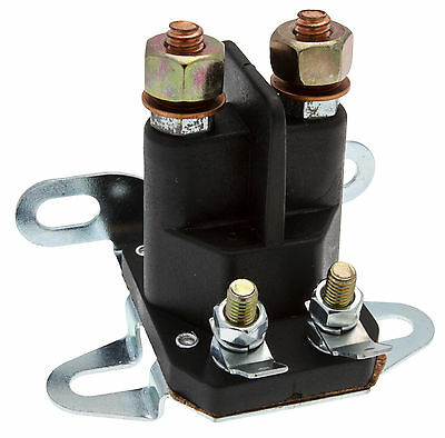 £13.12 • Buy 4 Pole Relay Solenoid Fits Many Lawn Tractor Ride On Mower