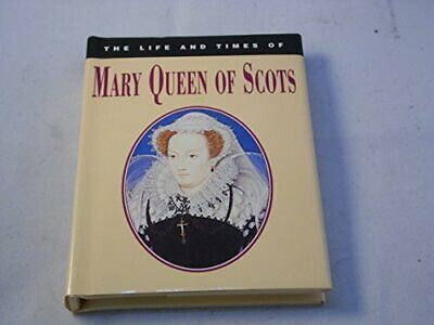 Mary Queen Of Scots By Brown, James Hardback Book The Cheap Fast Free Post • 1.99£