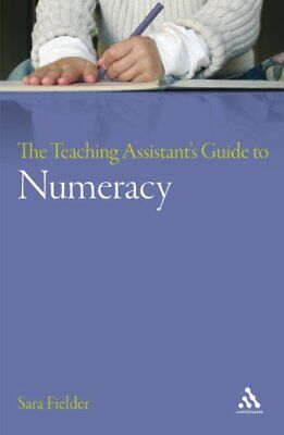 £3.59 • Buy Teaching Assistant's Guide To Numeracy By Sara Fielder Paperback Book The Cheap