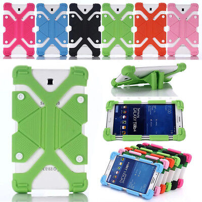 AU17.99 • Buy AU Universal Kids Shockproof Silicone Gel Cover Case For 7  8  10.1  Tablet 2019
