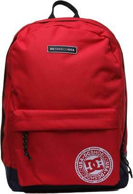 £17.51 • Buy Dc Unisex Canvas Backpack In Red One Size