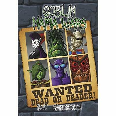 Goblin Mafia Wars: City Of­ Monsters Book 2 (City Of Mo - Paperback / Softback N • 13.07£