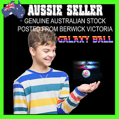 AU20 • Buy USB Rechargeable Galaxy Ball Kids Boy Or Girl Toy... Watch Video In Description