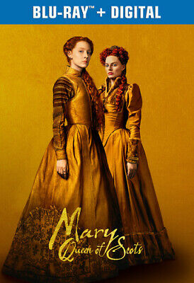 $16.95 • Buy Mary, Queen Of Scots [New Blu-ray] Digital Copy
