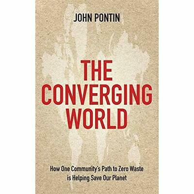 AU10.04 • Buy The Converging World: How One Community's Path To Zero  - Paperback NEW Pontin,