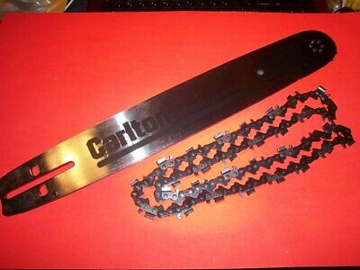 New 16  Carlton Chainsaw Bar & Chain Fits Echo Cs500 Cs610 3/8 050 60l 12338 Rt  • 40.82£