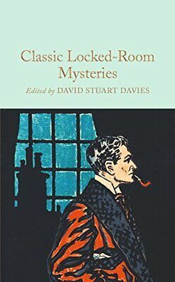 £7.99 • Buy Classic Locked Room Mysteries (Macmillan Collector's Library) Book The Cheap