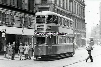 £2.20 • Buy A0876 - Glasgow Tram - No.1318 On Route 8 To Giffnock - Print 6x4