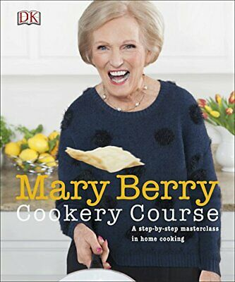 £3.56 • Buy Mary Berry Cookery Course-Mary Berry