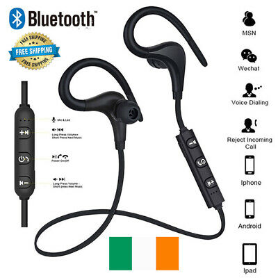 $ CDN11.99 • Buy Wireless Bluetooth Earphones Sport Headphones Gaming Headset