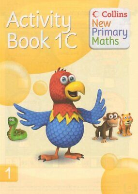 £10.14 • Buy Collins New Primary Maths �  Activity Book 1C: Engaging Maths Acti... Paperback
