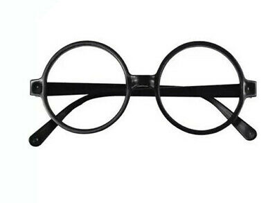 AU5.59 • Buy Halloween Harry Potter Wheres Wally Cosplay Kids Black Glasses Frame Costume AU
