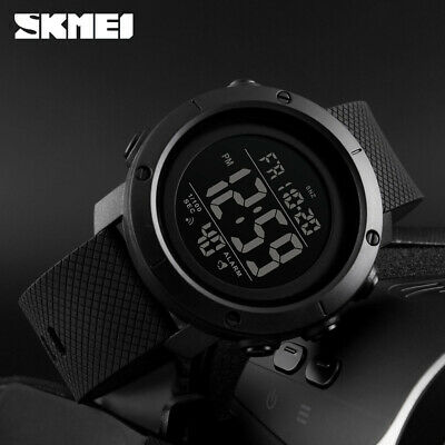 $ CDN10.48 • Buy SKMEI Watch Mens/Womens Watches Waterproof Sport Outdoor LED Digital Wristwatch