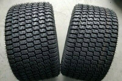 $135 • Buy 2 - 24x12.00-12 4 Ply COMMERCIAL GRADE Galaxy Mighty Mow R-3 Tires 24x12-12 4P