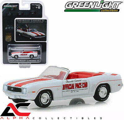 $9.95 • Buy Greenlight 30082 1:64 1969 Chevrolet Camaro Indy 500 Pace Car Andretti