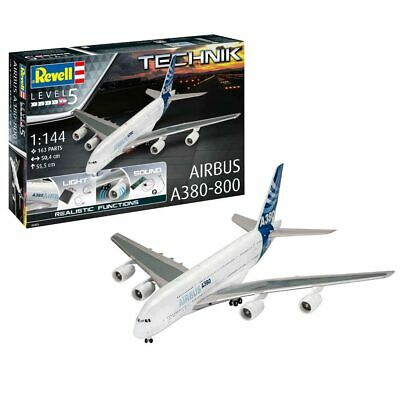 REVELL Airbus A380-800 1:144 Aircraft Model Kit 00453 • 84.95£