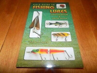 £28.73 • Buy FISHING LURES Antique Fish Lure Collector Collecting Antiques Fisherman LN Book