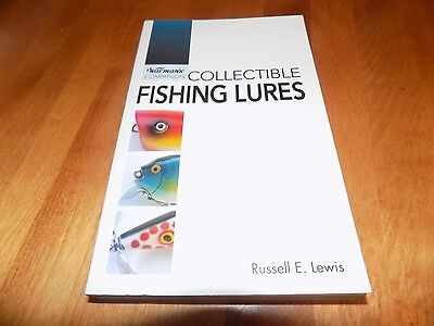£75.48 • Buy COLLECTIBLE FISHING LURES Lure Collector Antiques Antique Fisherman Warmans Book