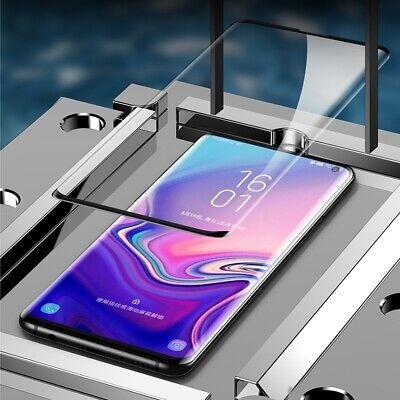 $ CDN10.99 • Buy Samsung Galaxy S10 S10e S10 Plus HD 9H Tempered Glass Screen Protector Film New