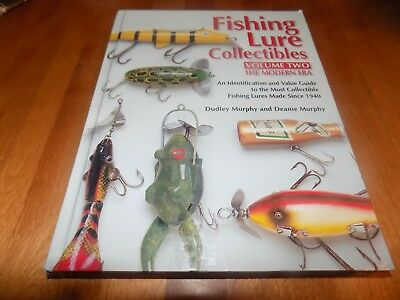£43.12 • Buy FISHING LURE COLLECTIBLES VOLUME TWO THE MODERN ERA V.2 Lures Collector Book