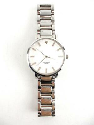 $ CDN105.09 • Buy KATE SPADE Gramercy Grand Pearl Dial Crystal Accent Ladies Watch 1YRU 0095