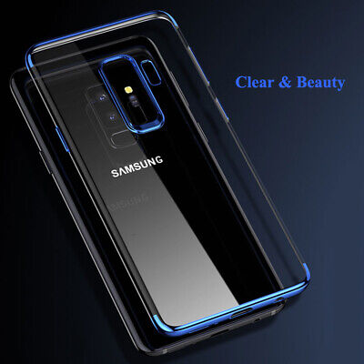 $ CDN4.49 • Buy For Samsung S8 S8 Plus Cover Case Luxury Slim Plating Silicon Soft TPU Case