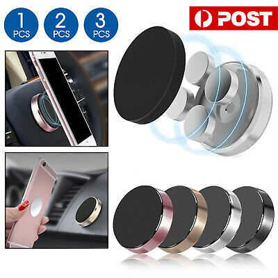 AU8.23 • Buy Car Phone Holder Mount Stand Universal Magnetic Magnet GPS PDA IPhone Samsung