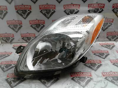 New Replacement Headlight Assembly LH FOR 2009-2011 TOYOTA YARIS HATCHBACK