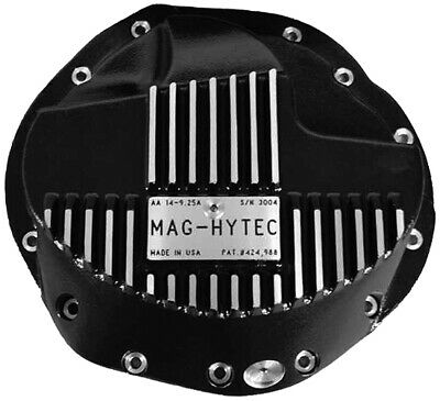 Mag-Hytec AAM 9.25  Front Differential Cover DODGE RAM 2500 (03-13) 3500 (03-12) • 289.75$