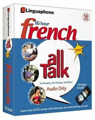 £25.99 • Buy Linguaphone All Talk French: Levels 1 & 2 By Giggins, Paul CD-Audio Book The