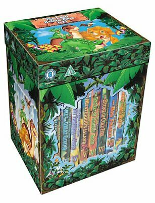 £53.12 • Buy The Land Before Time - Complete Volumes 1-11 Box Set [DVD] - DVD  ZQVG The Cheap