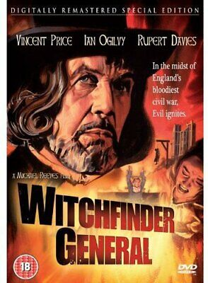 £9.22 • Buy Witchfinder General Digitally Remastered Special Edition [DVD] - DVD  YMVG The