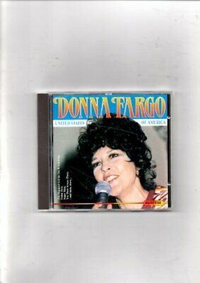 Donna Fargo - United States Of America - Donna Fargo CD RSVG The Cheap Fast Free • 9.48£