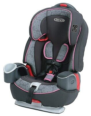 £130.93 • Buy Graco Baby Nautilus 65 3-in-1 Harness Booster Car Seat Child Safety Sylvia NEW