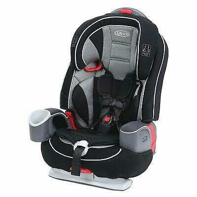 £130.93 • Buy Graco Baby Nautilus 65 LX 3-in-1 Harness Booster Car Seat Child Safety Matrix