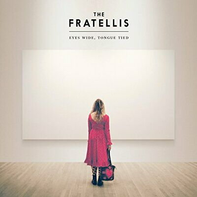 The Fratellis - Eyes Wide, Tongue Tied - The Fratellis CD UGVG The Cheap Fast • 4.10£