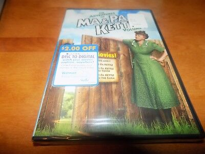 $20.95 • Buy THE ADVENTURES OF MA AND PA KETTLE VOLUME 1 One Comedy Classic DVD SEALED NEW