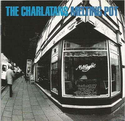 The Charlatans - Melting Pot 1999 CD Album • 5£