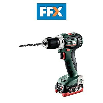 Metabo 601038800 12v 2x4.0Ah LiHD Brushless Drill Driver In Case • 181£