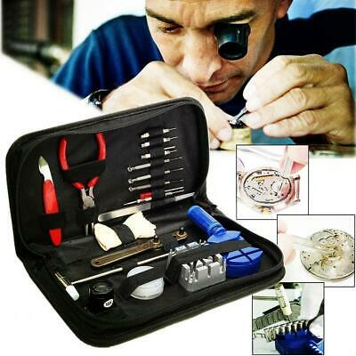 $ CDN14.29 • Buy 16pcs Watch Repair Tool Kit Link Remover Spring Bar Tool Case Opener Set New US