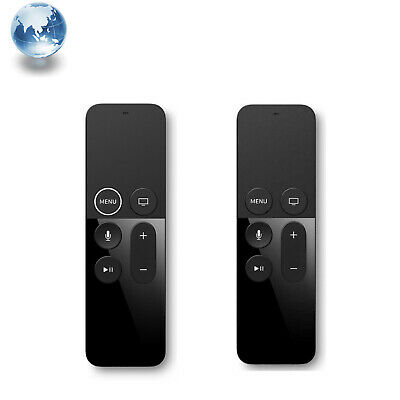 AU55.34 • Buy New Genuine Apple TV Siri 4th Generation Remote Control MLLC2LL/A EMC2677 A1513