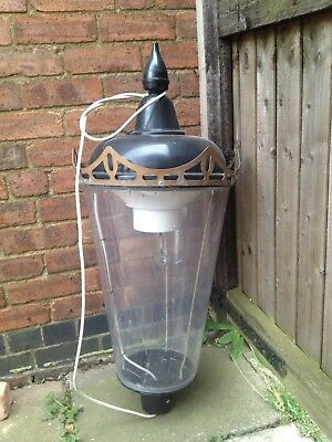 Large Period Style Lamp Post Top Lantern For Renovation L1 • 179£
