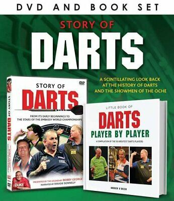 £5.99 • Buy Story Of Darts (DVD/Book Gift Set) By Andrew O'Brien Book The Cheap Fast Free